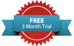 FREE 3 Months Trial